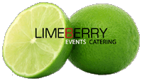 limeberry Events Catering logo